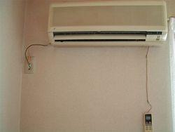 新品エアコンの取付時のエアコン取外し (6.3kw〜8.1kw)